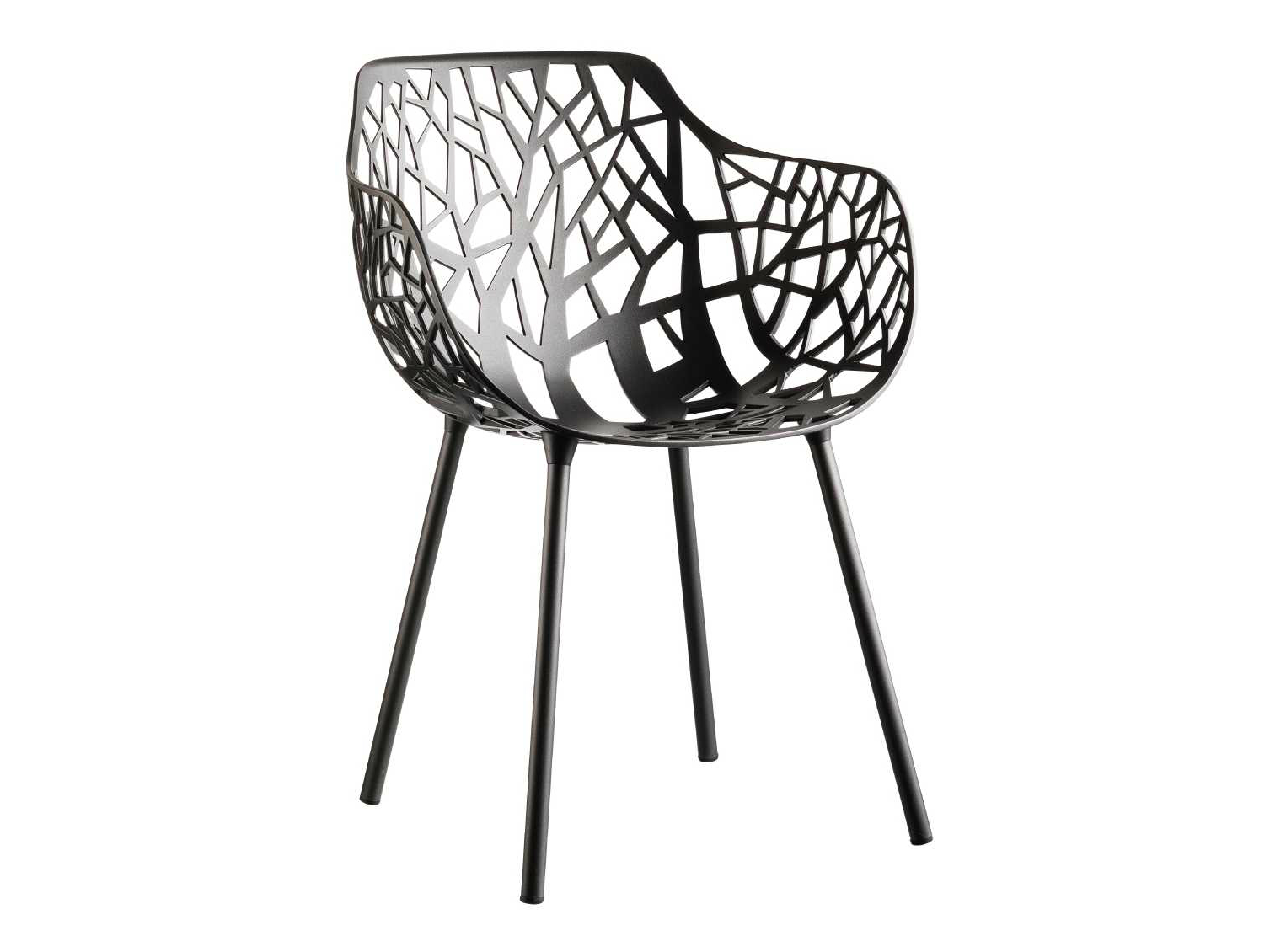 Fast-forest-armchair-stoel-metallic-grey-2-def