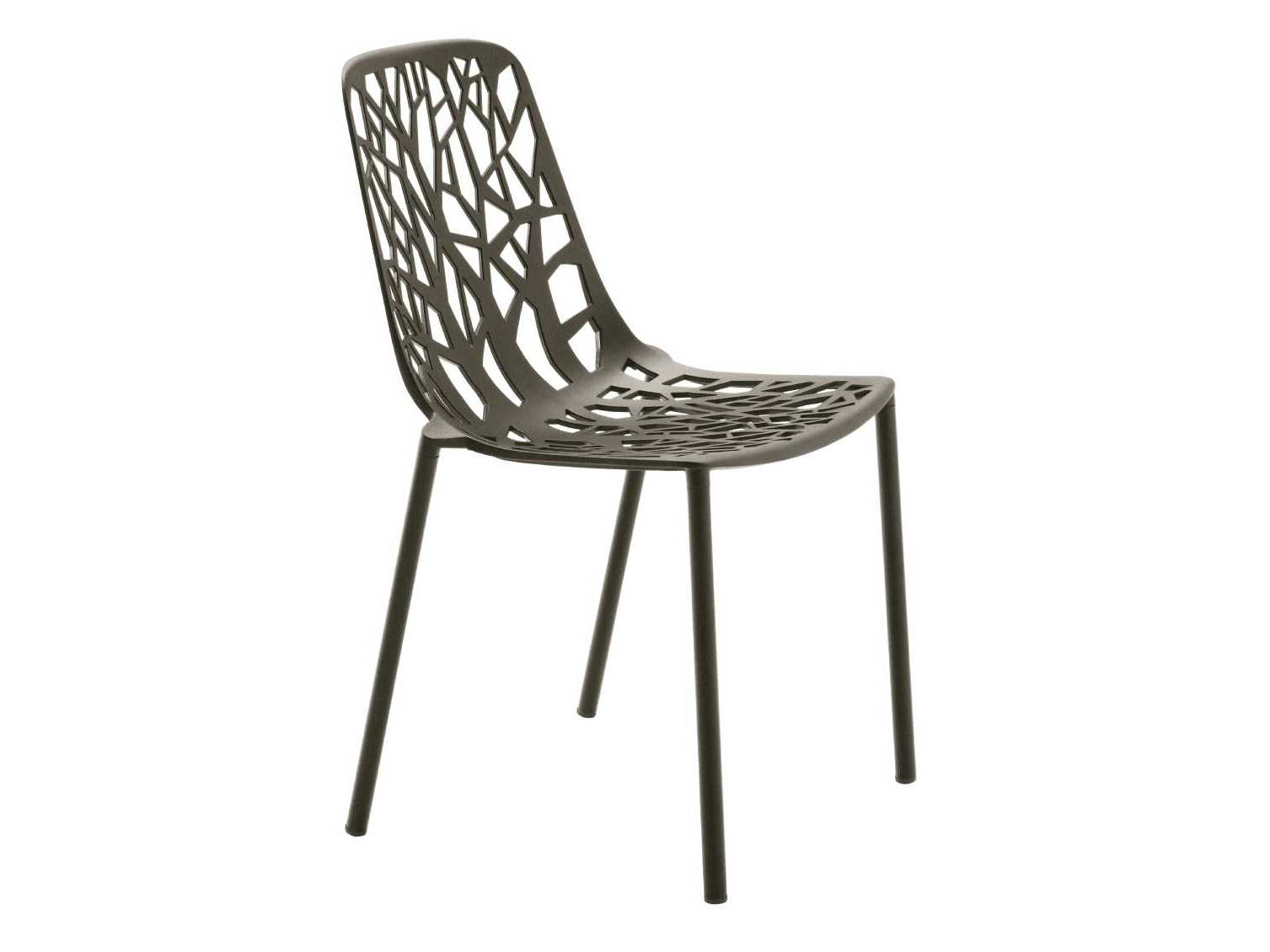 Fast - Producten - Fast-forest-chair-metallicgrey-def