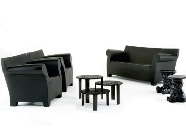 Bubble Club Fauteuil Kartell.Bank Bubble Club Kartell
