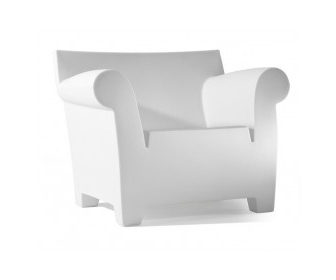 Kartell - Producten - Fauteuil-Bubble-Club-Kartell-1b4