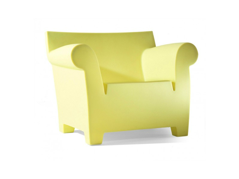 Bubble Club Fauteuil Kartell.Stoel Bubble Club Kartell