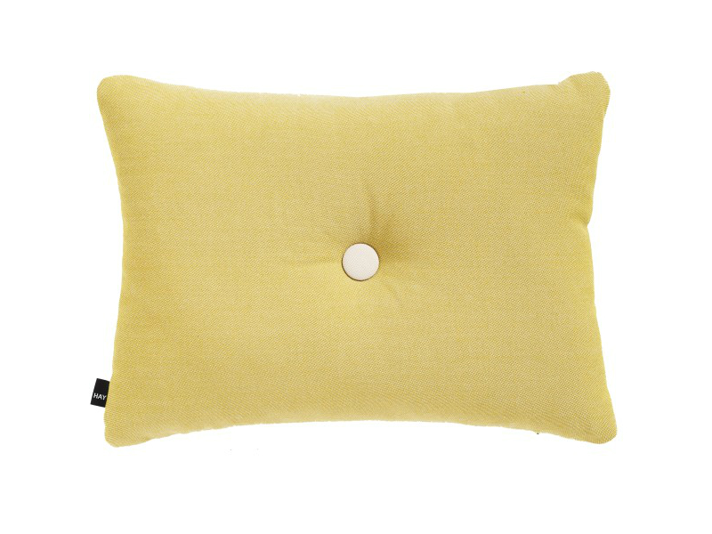 Accessoires - Hay-dot-cushion-rime-kussen-mustard-911-def