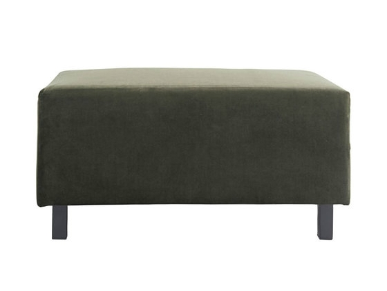 Housedoctor-hocker-sofa-element-groen-85x60x44cm-def