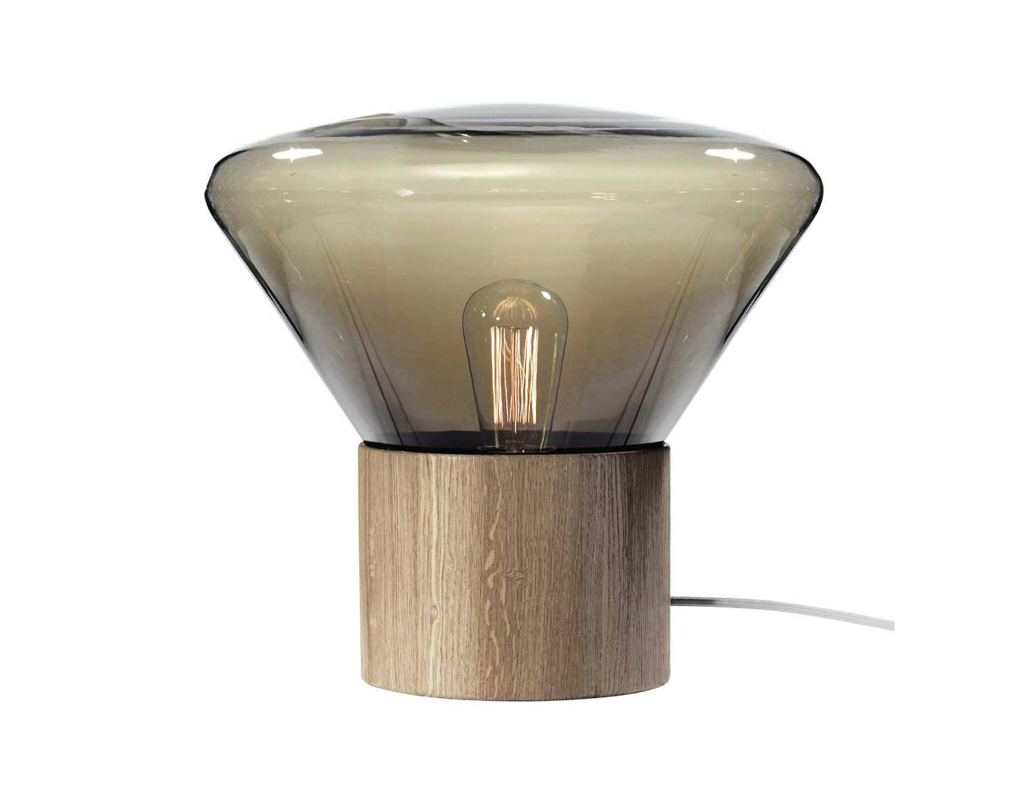 Lampen - Muffin-tafellamp-Brokis-smoke-brown-glas-houder-natural-oak-def