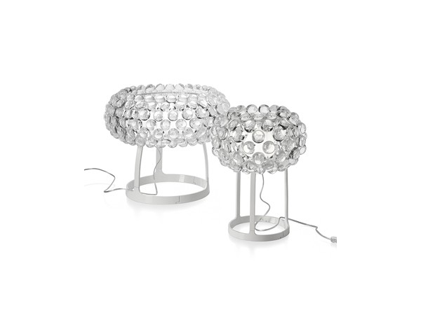 Foscarini - Producten - Tafellamp-Caboche-small-en-medium-1