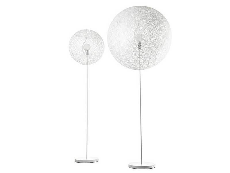 Lampen - Vloerlamp-Random-light-wit-Moooi-small-en-medium-5
